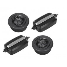 CRUNCH GTI-6.2T Tweeters-Pair 25 mm