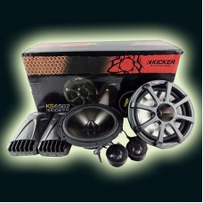 Kicker KS6502 KS-Series 6.5-Inch Compo set