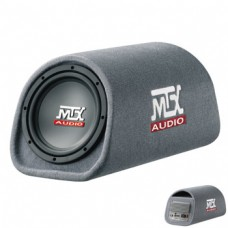 MTX RT8PT Roadthunder 8' powered tube 120W rms incl montage!
